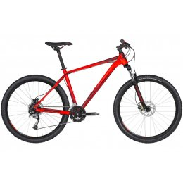 Kellys Spider 30 Red 27.5 Alu MTB Hardtail, Shimano...