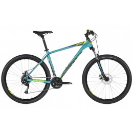 Kellys Spider 10 Turquoise 27.5 Alu MTB Hardtail, Shimano...