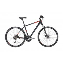 Kellys Phanatic 50 28 Alu Cross Hardtail, Shimano Deore, 30-Gang,