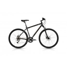 Kellys Cliff 90 Black 28 Alu Cross Hardtail, Shimano...