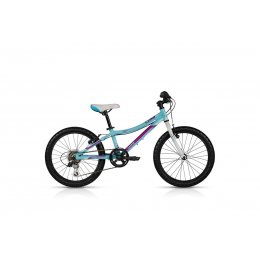 Kellys Lumi 30 Light Blue 20 Alu MTB Kinderrad, Shimano...