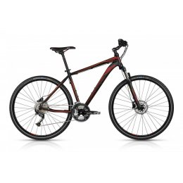 Kellys Phanatic 30 28 Alu Herren Cross Hardtail, Shimano...