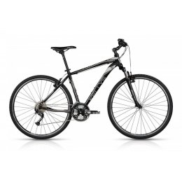 Kellys Phanatic 10 Black 28 Alu Cross Hardtail, Shimano...