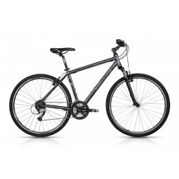 Kellys Cliff 70 Grey 28 Alu Cross Hardtail, Shimano...