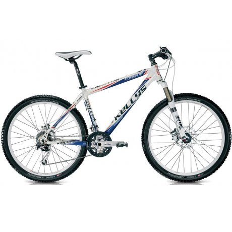 Kellys Imagine Blue 26 Alu MTB Hardtail, Shimano Deore XT 27-Gang, UVP 1.549,--