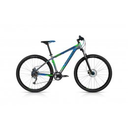 "Kellys ""TNT 30 Grey Blue"" 29"" Alu MTB..."